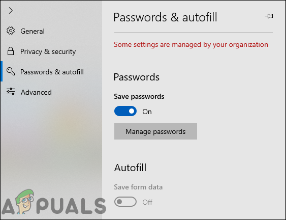 Как включить или отключить автозаполнение в Microsoft Edge?
