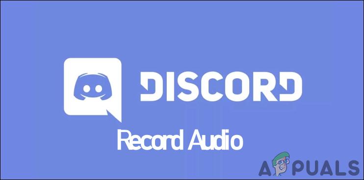 Как записать звук в Discord в Windows 10?