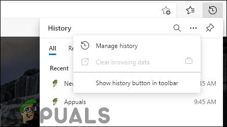 Как отключить удаление истории просмотров и загрузок в Microsoft Edge?