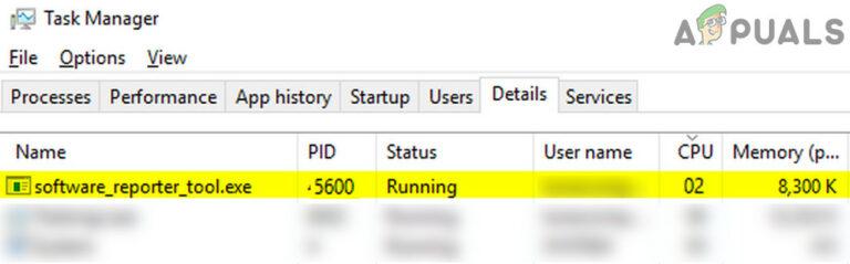 Как исправить высокую загрузку ЦП Software Reporter Tool