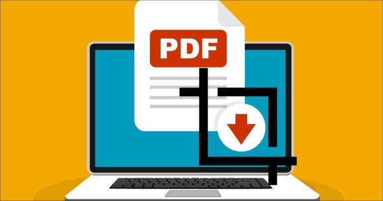 Как легко обрезать или изменять размер ваших PDF-страниц?