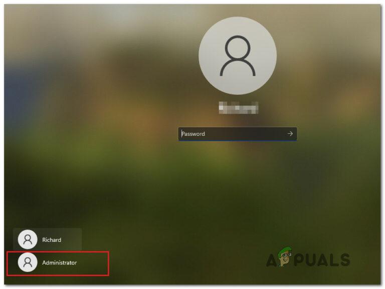 Включение или отключение встроенной учетной записи администратора в Windows 11