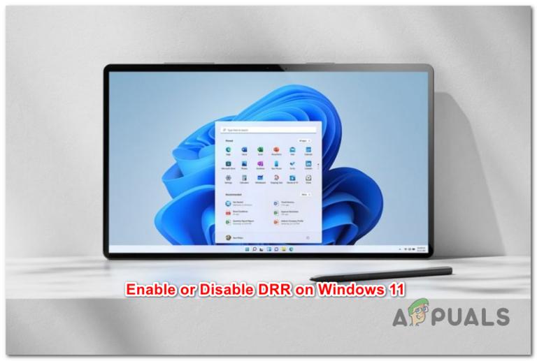 Включение динамической частоты обновления в Windows 11 (DDR) – Appuals.com