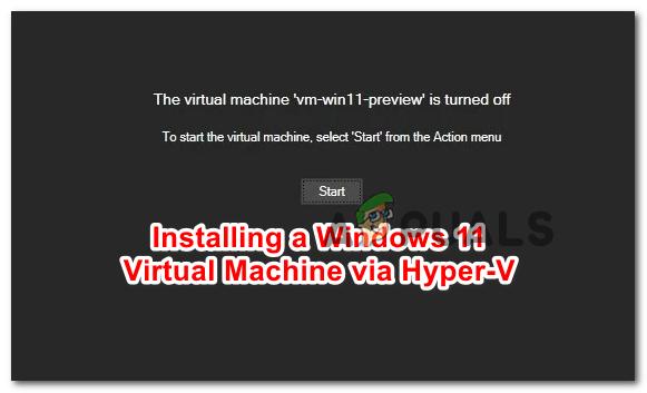 Как создать виртуальную машину Windows 11 с помощью Hyper-V