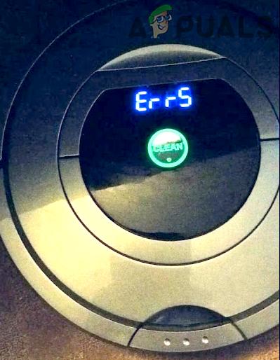 Исправлено: ошибка зарядки Roomba 5 (система зарядки работает некорректно)