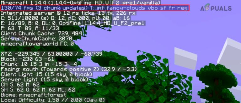 Как исправить ошибку «Не могу идти в ногу! Сервер перегружен» в Minecraft?