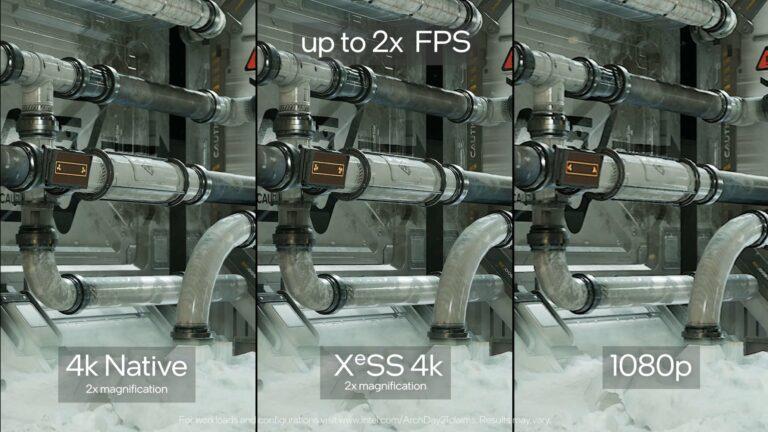 Отойдите в сторону DLSS и AMD FSR, Intel XeSS здесь для супер-семплирования ваших пикселей