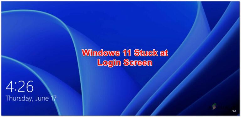 Застрял на экране блокировки в Windows 11?  Вот исправление: