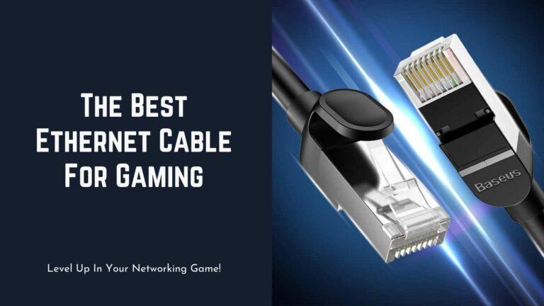 5 лучших кабелей Ethernet для игр в 2021 году