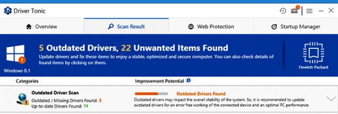 Как полностью удалить Driver Tonic с компьютера?